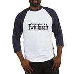 Practiced in Twitchcraft Baseball Jersey