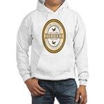 100% Genuine Birder Hooded Sweatshirt