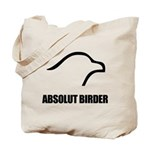 Absolut Birder Tote Bag