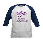 Future Birdwatcher Kids Baseball Jersey