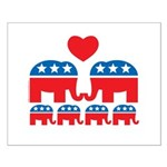 Republican Family Small Poster