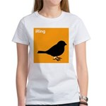 iRing (orange) Women's T-Shirt