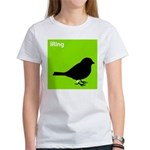 iRing (green) Women's T-Shirt
