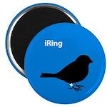 iRing (blue) Magnet
