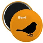iBand (orange) Magnet
