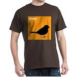 iBand (orange) Dark T-Shirt