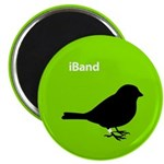 iBand (green) Magnet