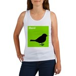 iBand (green) Women's Tank Top