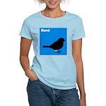iBand (blue) Women's Light T-Shirt