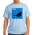 iBand (blue) Light T-Shirt