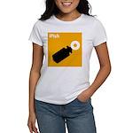 iPish (orange) Women's T-Shirt