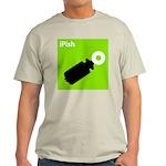 iPish (green) Light T-Shirt