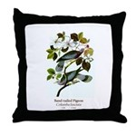 Band-tailed Pigeon Throw Pillow