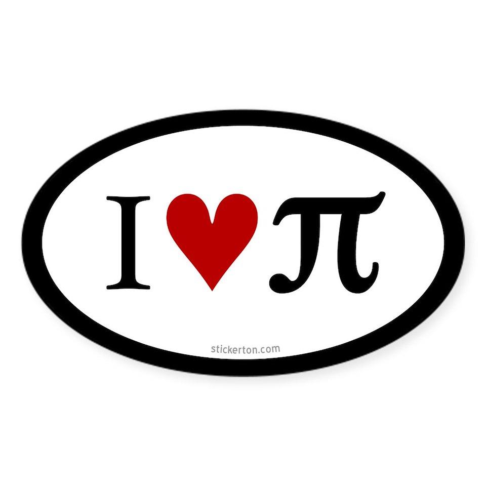 Love Pie Stickers  I Love Pie Bumper Stickers –