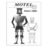 Motel Issue #13 Poster - LIMITED EDITION