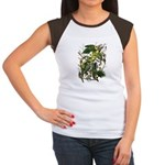 Carolina Parakeet Women's Cap Sleeve T-Shirt
