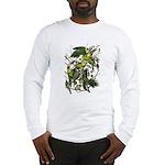 Audubon's Carolina Parakeet Long Sleeve T-Shirt