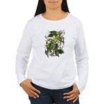 Carolina Parakeet Women's Long Sleeve T-Shirt