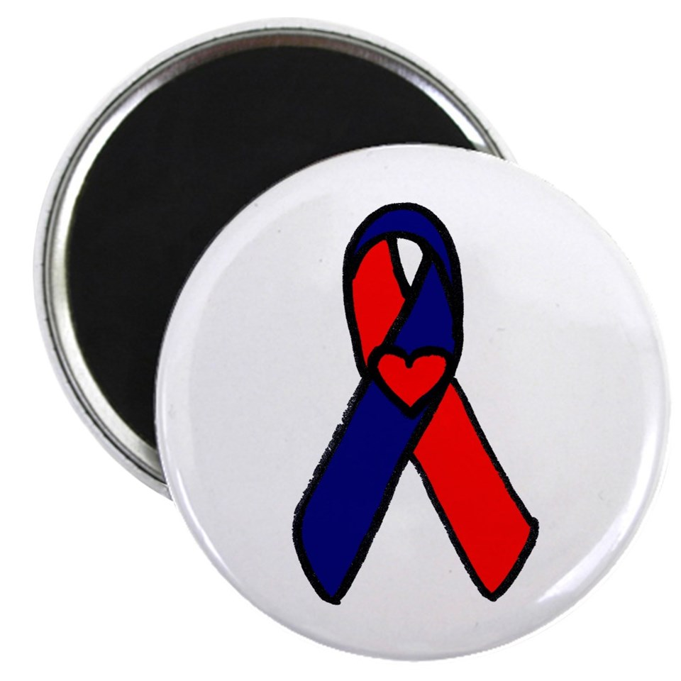 chd awareness ribbon magnet $ 5 99 qty availability product number