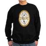 100% Genuine Birder Sweatshirt (dark)