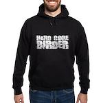 Hard Core Birder Hoodie (dark)
