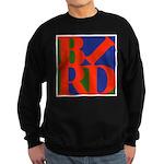 Pop Art Bird Sweatshirt (dark)