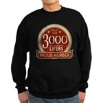 Lifelist Club - 3000 Sweatshirt (dark)