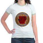 Arkansas Birder Jr. Ringer T-Shirt