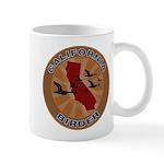 California Birder Mug