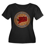Connecticut Birder Women's Plus Size Scoop Neck Da