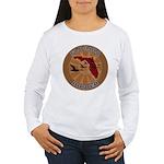 Florida Birder Women's Long Sleeve T-Shirt