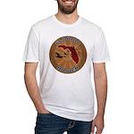 Florida Birder Fitted T-Shirt