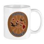 Hawaii Birder Mug