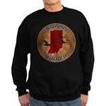 Indiana Birder Sweatshirt (dark)