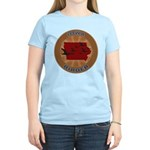 Iowa Birder Women's Light T-Shirt