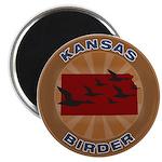 Kansas Birder Magnet