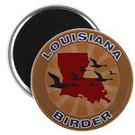 Louisiana Birder Magnet
