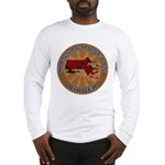 Massachusetts Birder Long Sleeve T-Shirt