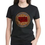 Montana Birder Women's Dark T-Shirt