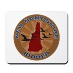 New Hampshire Birder Mousepad