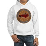 North Carolina Birder Hooded Sweatshirt