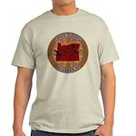 Oregon Birder Light T-Shirt