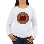 Oregon Birder Women's Long Sleeve T-Shirt