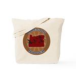Oregon Birder Tote Bag