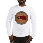 Oklahoma Birder Long Sleeve T-Shirt