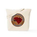 South Carolina Birder Tote Bag