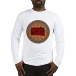 South Dakota Birder Long Sleeve T-Shirt