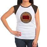 South Dakota Birder Women's Cap Sleeve T-Shirt