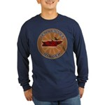 Tennessee Birder Long Sleeve Dark T-Shirt