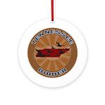 Tennessee Birder Ornament (Round)